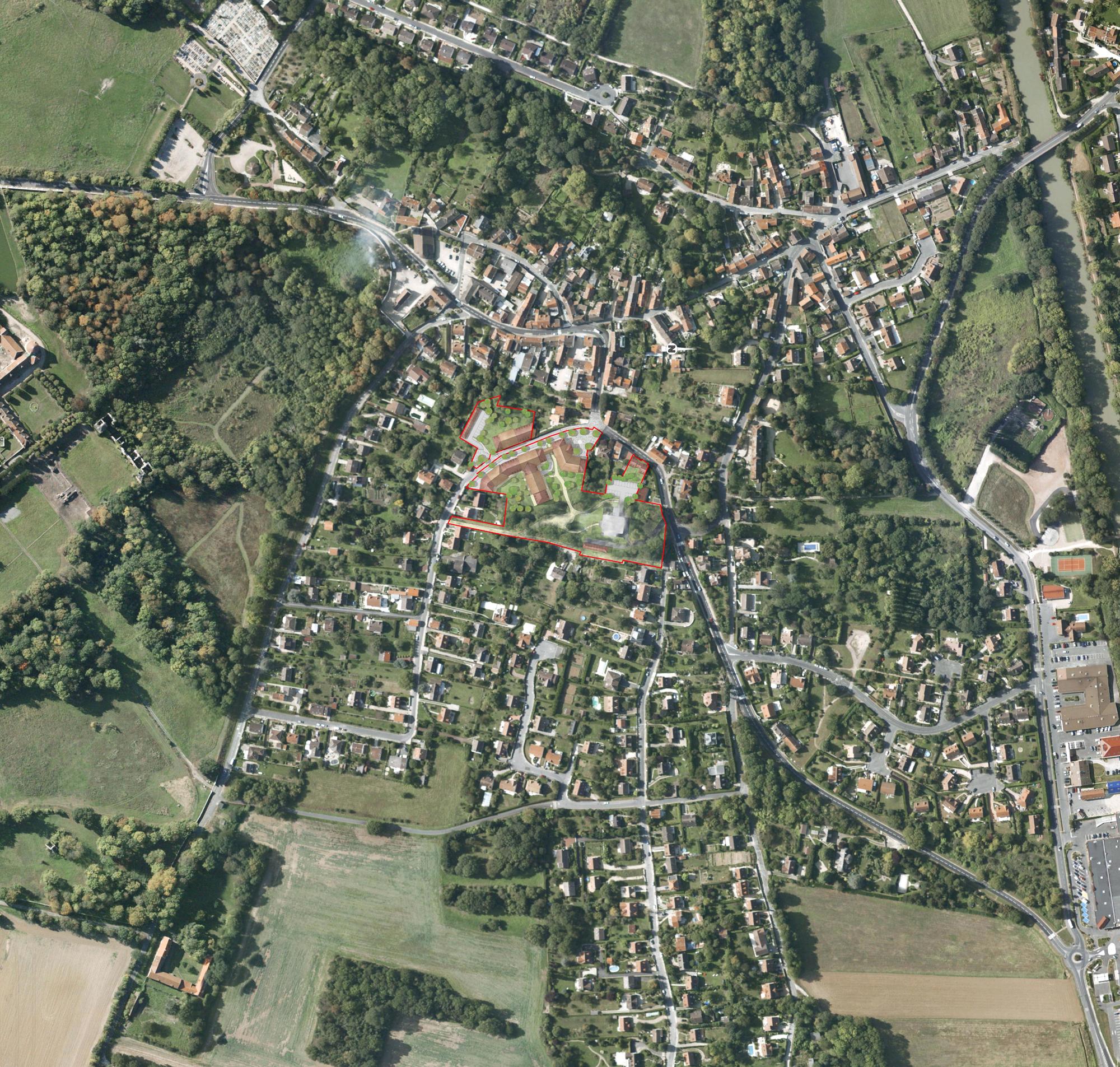 Coupvray 77 - Nombre de maisons individuelles en france ...