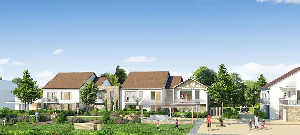 Atelier b l m blm laur at de 4 concours for Constructeur maison individuelle kaufman